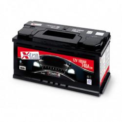 Batteria Auto - Accumulatore  12V 100 AH X-TRA