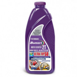 Olio Moto Scooter 2T Ultra Top 50 1Lt.