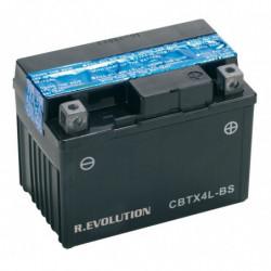 "Batteria Specifica per Moto ""MAX POWER"" 12V 4Ah"