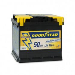 Batteria auto - Accumulatore 12V 50 AH GOODYEAR