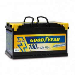 Batteria auto - Accumulatore 12V 100 AH GOODYEAR