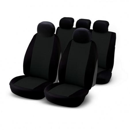 Set completo fodere universali J9 elasticizzate nero