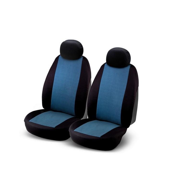 Set fodere universali J2 elasticizzate blu e nero