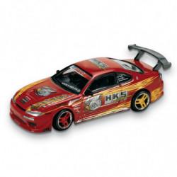 Modellino auto Nissan HKS S15