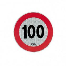 Adesivo velocità omologato 100