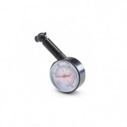 Misuratore pressione pneumatici professionale con manometro