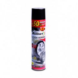 Nero gomme schiuma attiva 650 ML