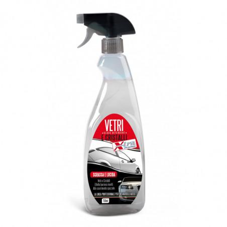Detergente specifico per vetri e cristalli da 750 ml