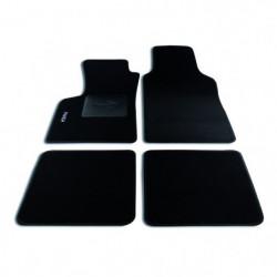 Set tappeti auto su misura in moquette per Fiat Modello Panda (2003-2011)