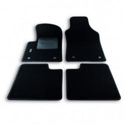 Set tappeti auto su misura in moquette per Fiat Modello 500 (dal 2007 ad oggi)