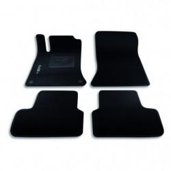 Set tappeti auto su misura in moquette per Mercedes Classe A produzione dal 2012 ad oggi.