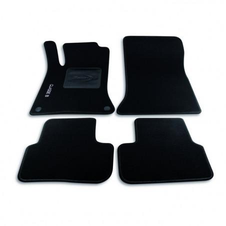Set tappeti in moquette per Mercedes Classe B (dal 2011)
