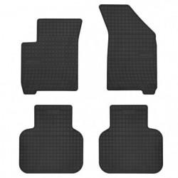 Set tappeti in gomma su misura per Fiat Freemont