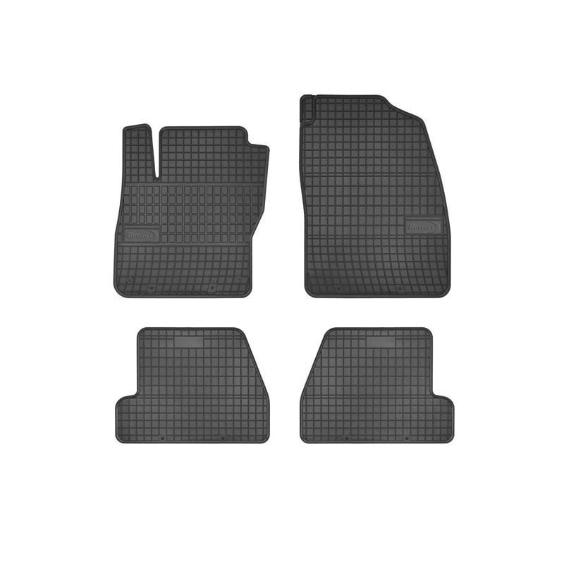Set tappeti in gomma su misura per Ford Focus