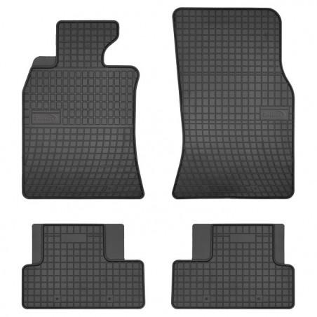 Set tappeti auto in gomma su misura per Mini - Modello (2001-2014)