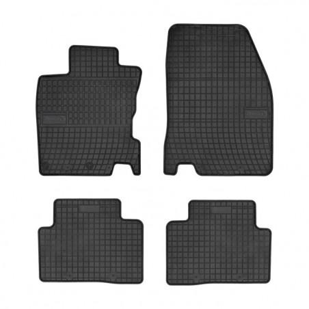Set tappeti auto in gomma su misura per Nissan Qashqai - Modello dal 2013