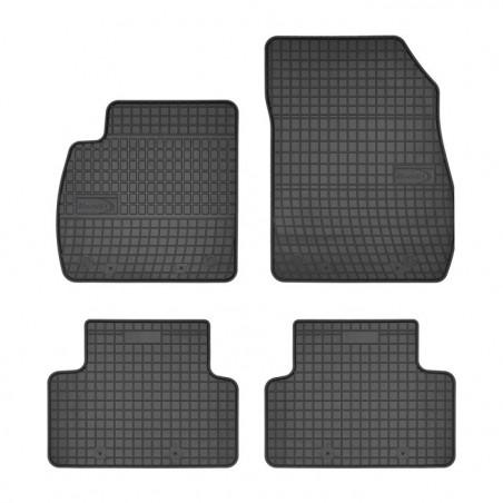 Set tappeti in gomma su misura per Opel Zafira
