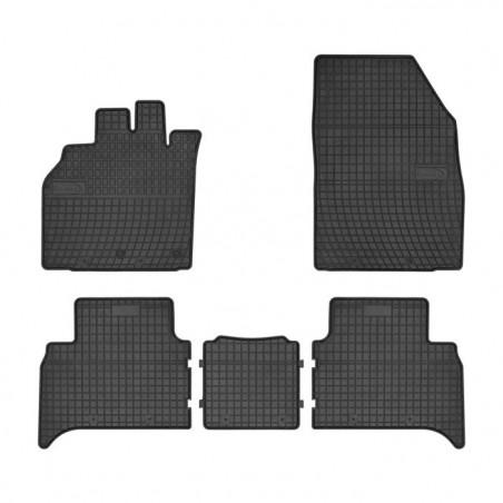 Set tappeti auto in gomma su misura per Renault Scenic - Modello dal 2009 al 2015