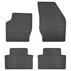 Set tappeti auto in gomma su misura per Seat Ibiza - Modello dal 2008 al 2016