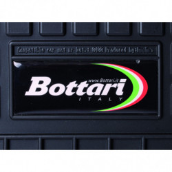 Set tappeti auto in gomma su misura per Skoda Octavia - Modello dal 2012