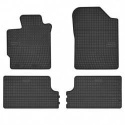 Set tappeti auto in gomma su misura per Toyota Yaris - Modello dal 2011