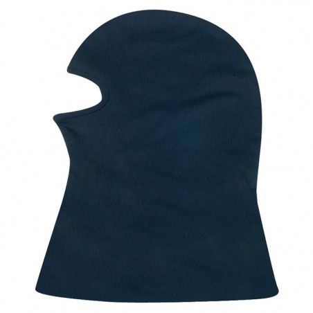 Sottocasco integrale HEAVY in wind stopper anallergico blu