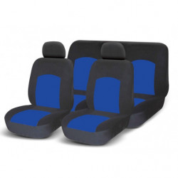 Set coprisedili universali GOODYEAR - SPEED UP 1 - 6 pezzi Blu