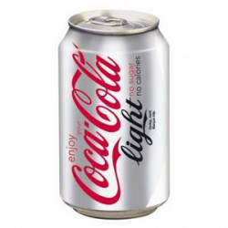 COCA COLA Light - 24 Lattine