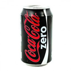 COCA COLA Zero - 24 Lattine
