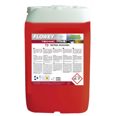 Detergente Sgrassante per Superfici e Impianti industriali (5L)