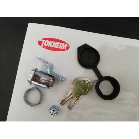 Kit serratura per erogatori Quantium Tokheim