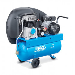 Compressore ABAC 27 litri -...