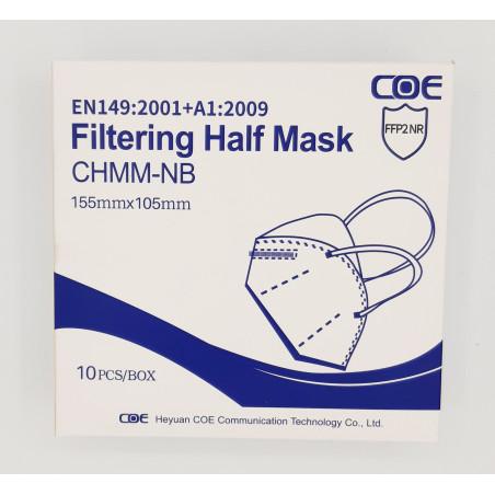 Mascherine FFP2 certificate CE - 5 pezzi