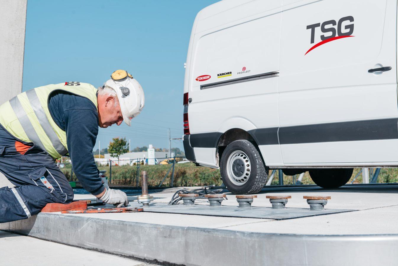 TSG - manutenzione