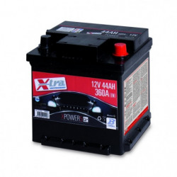 Batteria auto - Accumulatore 12V 44 AH X-Tra,Batteria auto - Accumulatore 12V 44 AH X-Tra