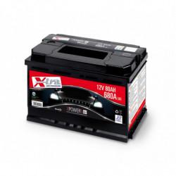 Batteria Auto - Accumulatore 12V 80 AH X-TRA