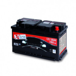 Batteria auto - Accumulatore 12V 100AH X-Tra