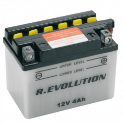 "Batteria Specifica per Moto ""POWER"" 12V 4Ah"