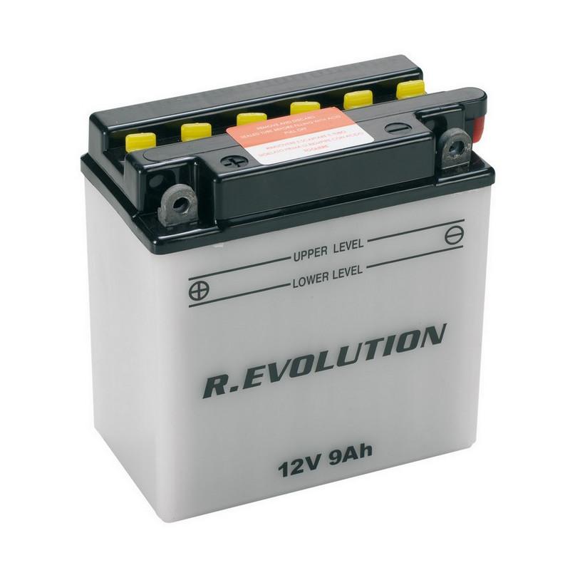 Batteria Specifica per Moto POWER 12V 9AH