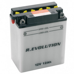 "Batteria Specifica per Moto ""POWER"" 12V 12Ah"
