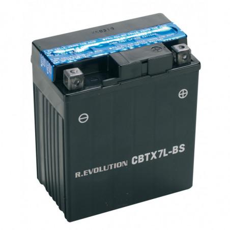 "Batteria Specifica per Moto ""MAX POWER"" 12V 7Ah"
