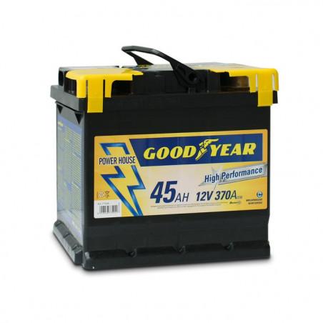 Batteria auto - Accumulatore 12V 45 AH GOODYEAR