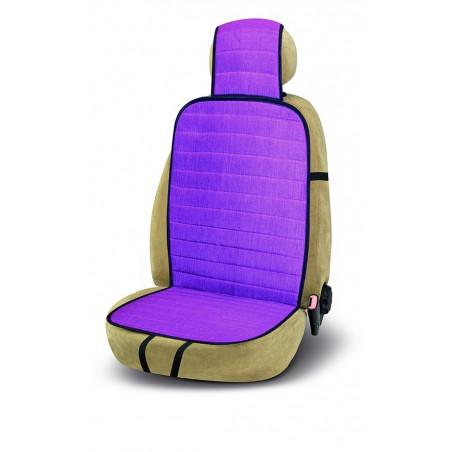 """Schienale anteriore in lino """"Waikiki"""" viola"""