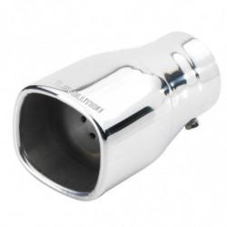 """Terminale Marmitta per auto in Alluminio """"FURIUS"""" diametro 60 mm"""