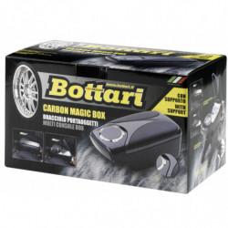 """Bracciolo portaoggetti multiuso """"CARBON MAGIC BOX"""""""