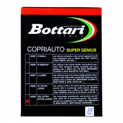 """Copriauto Super Genius in PVC e TNT """"Taglia M"""""""