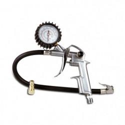 Kit misura pressione pneumatici e pistola aria