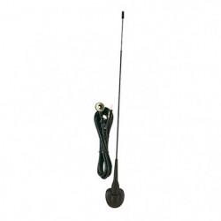 Antenna radio per auto Universale 60 cm Regolabile da 0 a 50 gradi