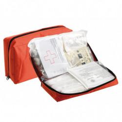 Kit Pronto Soccorso morbido con zip e velcro Omologato DIN 13164