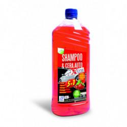 Shampoo & cera auto 1 Lt.